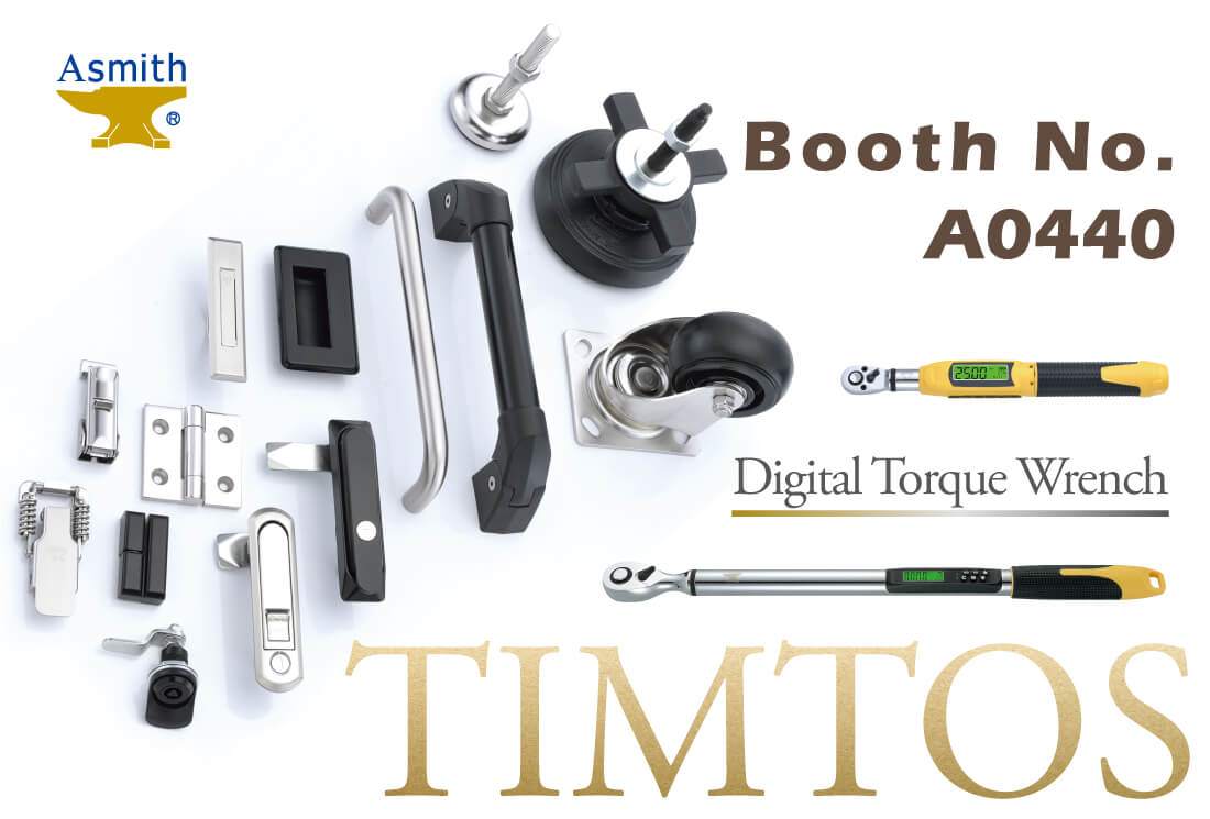 2019 The 27th Taipei Int'l Machine Tool Show (TIMTOS)